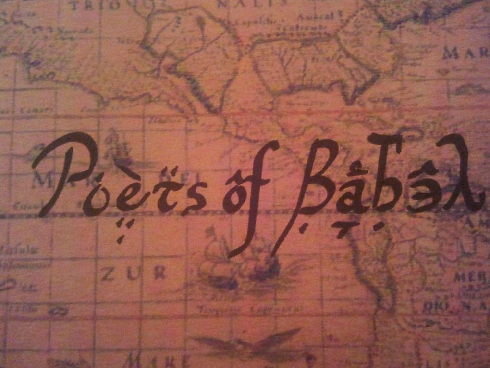 Merħba to Poets of Babel (1/2)