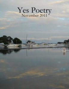 Yes, Poetry, Volume 2, Issue 11, November 2011