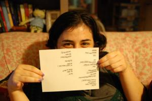 bobbing for dadaist poems