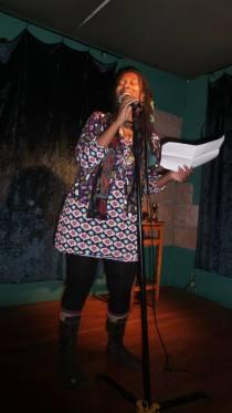 English poetry slam reading1