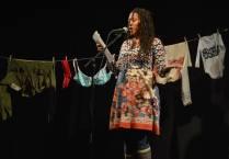 Poetry Slam reading